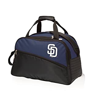 MLB San Diego Padres Tundra Insulated Cooler Duffel Bag by Picnic Time