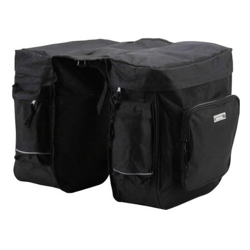 Outdoor Waterproof Rack Cycling Bicycle Case Bag Bike Big Rear Seat Tail Pannier