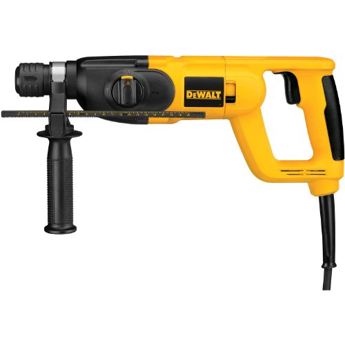 New DEWALT D25023K 7/8-Inch Compact SDS Rotary Hammer Kit