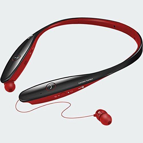 lg electronics tone hbs 900 infinim bluetooth stereo headset red black certified refurbished. Black Bedroom Furniture Sets. Home Design Ideas