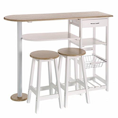 Lola-Derek-Mesa-de-cocina-bar-moderna-de-madera-blanca-Basic