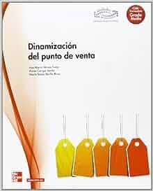 Dinamización del punto de venta. Grado medio: 9788448183394: Amazon