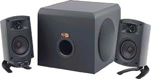 Klipsch ProMedia 2.1 THX Certified Computer Speaker System (Black)