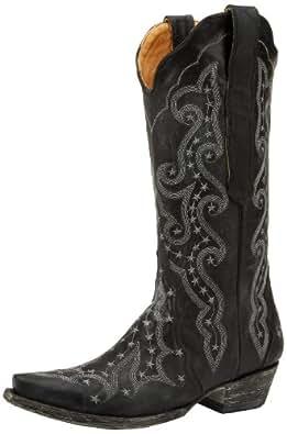 Old Gringo Women's Celeste Boot,Black,6 M US