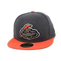 New Era Unisex Trenton Thunder Minor League Hat by New Era