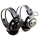 RayShop - BS-361 Plug-in Type Multimedia Stereo Headphone with FM Function