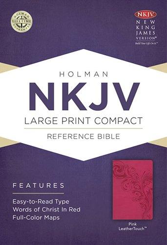 Large Print Compact Reference Bible-NKJV (Bible Nkjv Large Print)