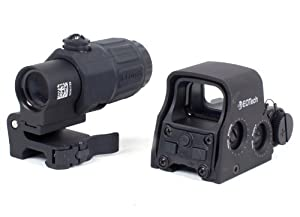 EOTech XPS3-0 Holographic with G33.STS 3X Magnifier Package by EOTech