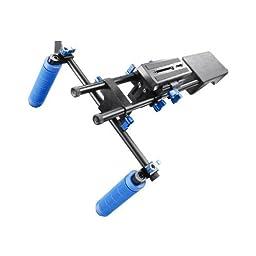 Morros DSLR Rig Video Chest Stabilizer Shoulder Mount Rig For DSLR Cameras and Camcorders