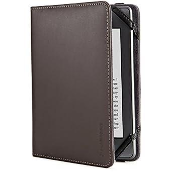 Marware Eco-Vue - Funda para Kindle, color marrón (sirve para Kindle Paperwhite, Kindle y Kindle Touch)