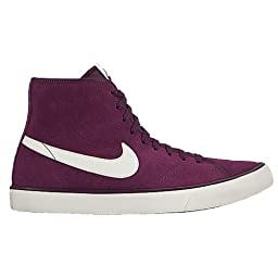 Nike Women\'s Primo Court Mid Suede Fashion Sneakers (7.5)