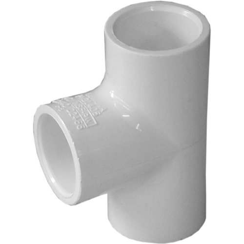 Cheap genova products cp inch pvc pipe tee