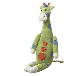Midwest-CBK Junior Giraffe Acrylic Yarn Collectible, Small