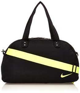 nike authentic c72 club sac de sport pour femme noir taille m sports et loisirs. Black Bedroom Furniture Sets. Home Design Ideas