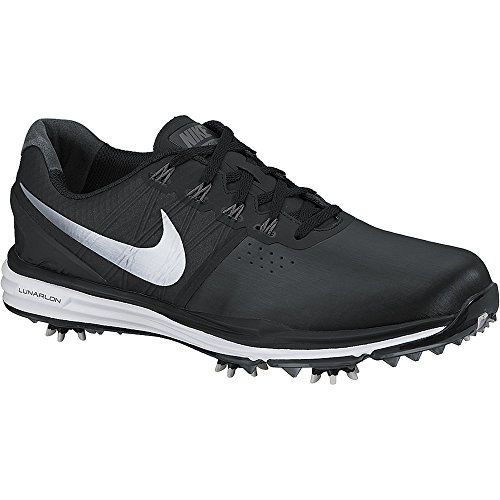 Nike 704665-001 Lunar Control 3 Mens Golf Shoes - 10.5 Medium
