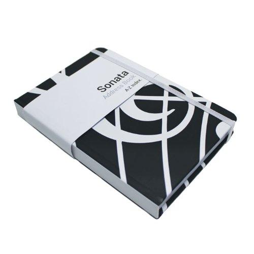 My-music-Geschenke-A6-Adressbuch-Sonata-Pocket-schwarz
