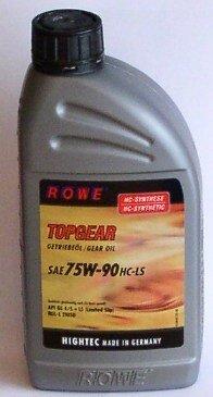 Gear Oil SAE 75W-90 HC-LS, 1 Liter