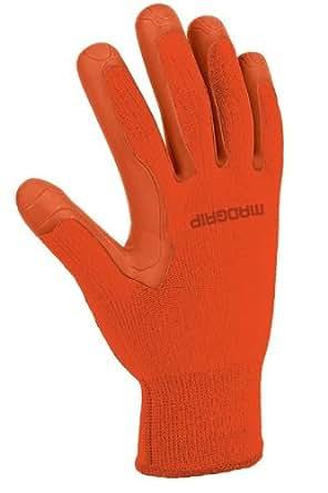Gordini® Mad Grip® Pro Palm 100 Glove - Unisex High Vis Orange S/M