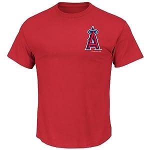MLB Mens Short Sleeve Basic Logo Crew Neck T-Shirt by VF LSG