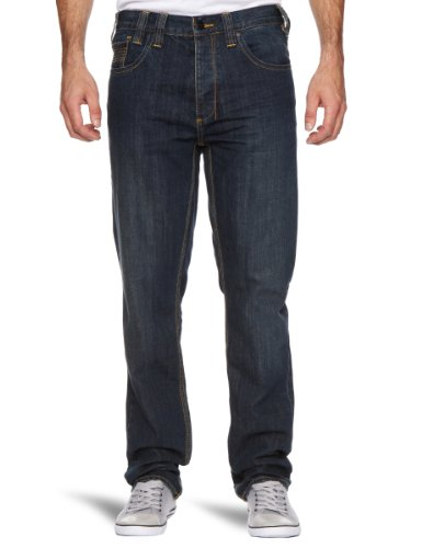 Billabong - Jeans, uomo, Blu (Dark Used), 44 IT (30W/32L)