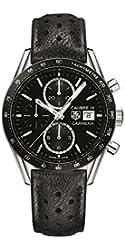 Tag Heuer Carrera Calibre 16 Automatic Men's Watch CV201AJ.FC6357