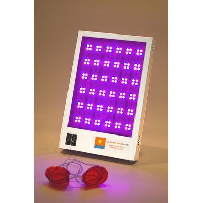 Caribbean Sun Csb-Rb Led Light Therapy For Acne