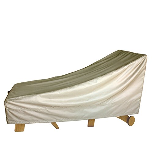 Leader Accessories Durable Heavy Duty Backyard Chaise Lounge Covers