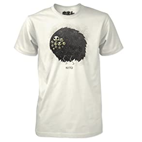 Nito - By Meat Bun - Dark Souls First of the Dead T-Shirt