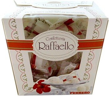 Case of 6 Ferrero Raffaello 15 Count Gift Boxes = 90 total pieces