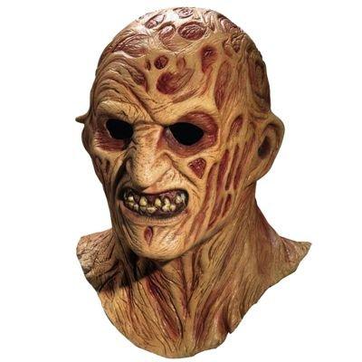 Masque Intégral Freddy Krueger - Taille Unique