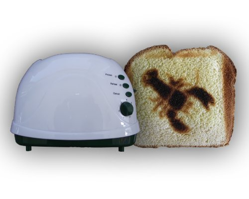 Lobster Toaster (Green) front-228908