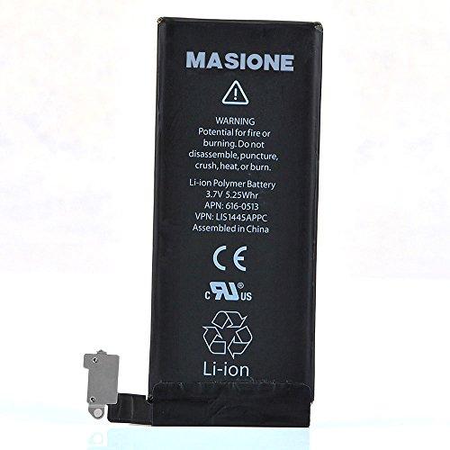 For IPhone 4 APN: 616-0512 Full Original Capacity 3.7V 1420 mAH