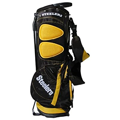 ccb40e9af25 Compare NFL Pittsburgh Steelers Stand Golf Bag - Mottaipammi