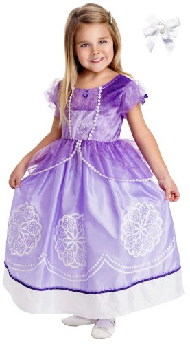 [Little Adventures 11017 Amulet Princess Dress Costume size 5-7 with Hairbow] (The Best Halloween Costumes Ever Made)