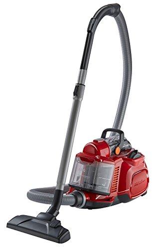 AEG-Performer-Cyclonic-ASPC7120-Staubsauger-ohne-Beutel-EEK-A-800-Watt-inkl-Hartbodendse-Softrder-waschbarer-Hygiene-E12-Filter-rot
