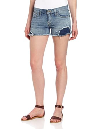 Lucky Brand Women's Patchwork Riley Short, Branchland, 25