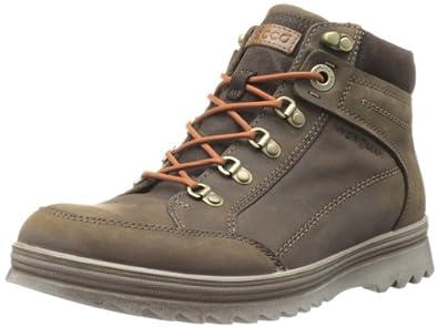 爱步ECCO Darren Hydromax男士时尚舒适全天候真皮短靴 2013款  $134.99