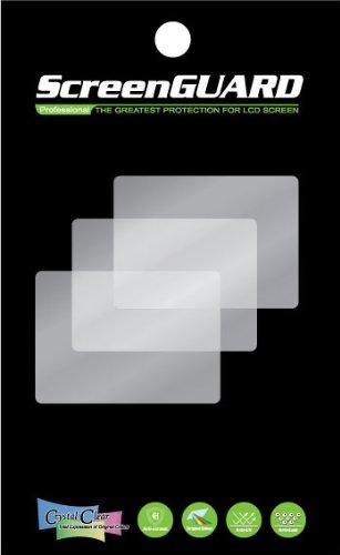 3X Sony Cybershot Alpha A55 A55V Slt-A55 Slt-A55Vl A33 A33V Slt-A33 Slt-A33Vl Digital Camera Premium Clear Lcd Screen Protector Cover Guard Shield Protective Film Kit (3 Pieces, Guarmor Brand)
