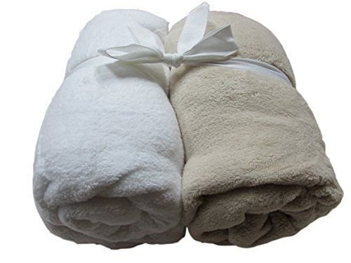 Cozy Fleece Microplush Fitted Crib Sheet,