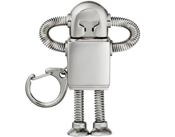 グリーンハウス USBフラッシュメモリ ロボット型 4GB GH-UFD4GRBT