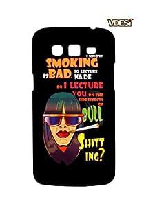 VDESI Designer Matte Back Cover For Samsung Galaxy Grand 2 (G7106)-11540058