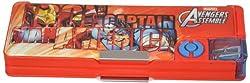 Avenger Pencil Box, Multi Color