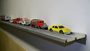 Display Shelf for Matchbox Cars, Diecast Collectibles,or Hotwheels ...