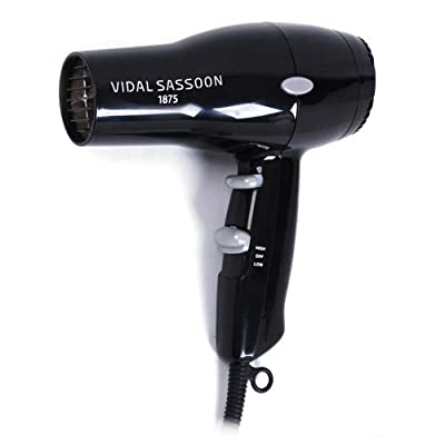 Vidal Sassoon Vsdr5524 1875w Turbo Dryer, Black
