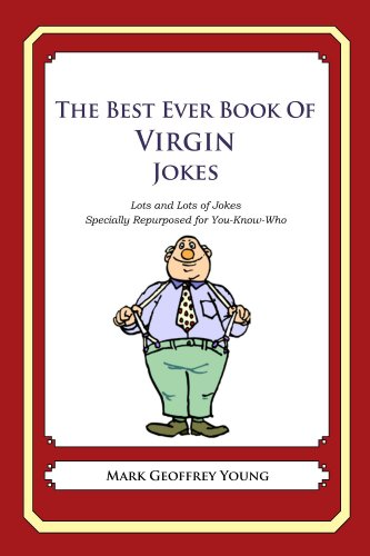 Mark Young - The Best Ever Book of Virgin Jokes