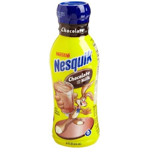 Amazon.com : Nestle Nesquik Ready-To-Drink Flavored Milk