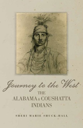 Journey To The West: The Alabama And Coushatta Indians (Civilization Of The American Indian Series) front-373075