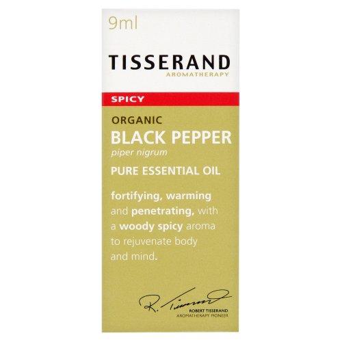 Tisserand Black Pepper Organic Essential Oil 9 ml