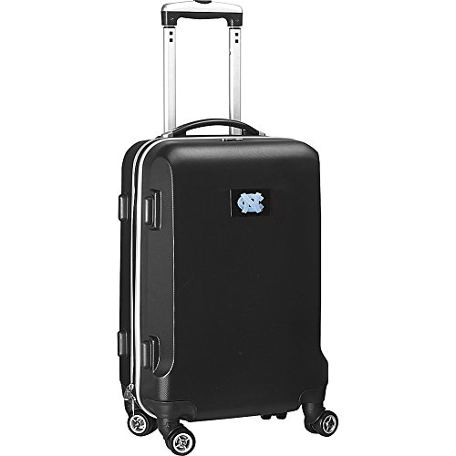 ncaa-north-carolina-tar-heels-carry-on-hardcase-spinner-black