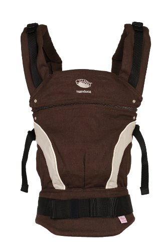 Manduca Baby Carrier brown (new style)